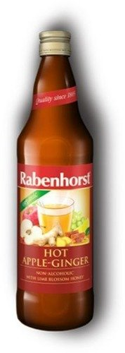 Rabenhorst Organic Hot Apple Ginger 750ml