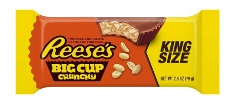 Reese's Big Cup Crunchy King Size