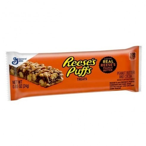 Reese's Puffs Treats Single 24g