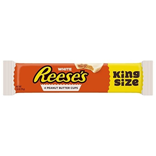 Reese's White Peanut Butter Cups King Size