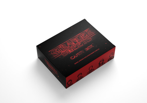 Starnger Sweets Candy Box