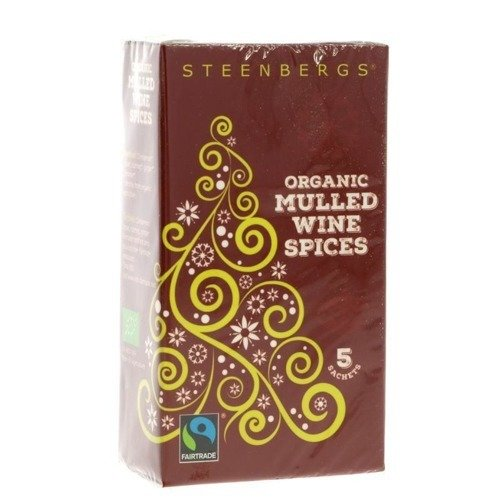 Steenbergs Mulled Wine Spices 20g