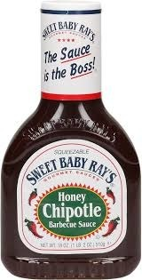 Sweet Baby Ray's Barbecue Sauce Honey Chipotle