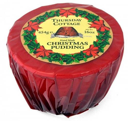 Thursday Cottage Christmas Pudding 454g
