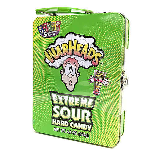 Warheads Lunch Box