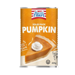 America's Finest Solid Pack Pumpkin 425g