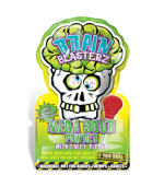 Brain Blasterz Mega Sour Powder - Apple