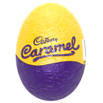 Cadbury Caramel Egg Single 39g