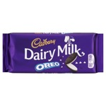 Cadbury Dairy Milk With Oreo