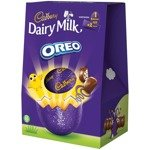 Cadbury Dairy Milk with Oreo Large Easter Egg 233g