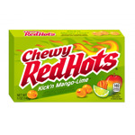 Chewy Red Hots Kick'n Mango-Lime 142g