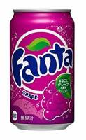 Fanta Grape Japan 350ml