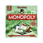 Games for Motion Small Monopoly with Chocolate Pieces 90G