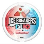 Ice Breakers Duo Strawberry
