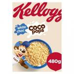 Kelloggs White Chocolate Coco Pops 480g