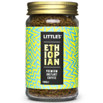 Little's Premium Instant Coffee Ethiopian 100g