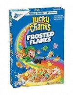 Lucky Charms Frosted Flakes 391g