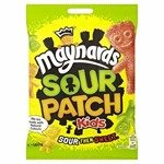 Maynards Sour Patch Kids Sweets Bag 160g