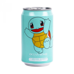 Ocean Bomb Pokemon Squirtle Pear Flavour Sparkling Water