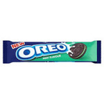 Oreo Mint Creme Biscuits 154G