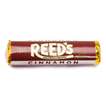 Reed's Roll Cinnamon Hard Candy