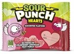 Sour Punch Hearts 56g