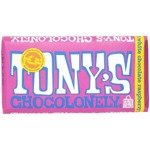 Tony's Chocolonely White Chocolate with Raspberry 180g