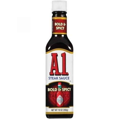 A1 Bold & Spicy Sauce 283g