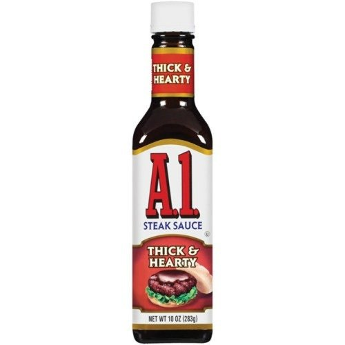 A1 Steak Sauce Thick & Hearty 283g