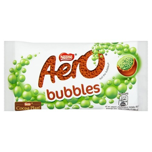 Aero Mint Bubbles