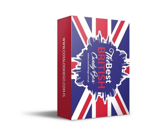 The Best British Candy Box