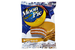 Banana Moon Pie