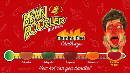 Bean Boozled Flaming Five 45g