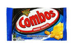 Combos Cheddar Cheese Cracker