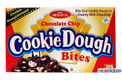 Cookie Dough Bites Chocolate Chip 88g