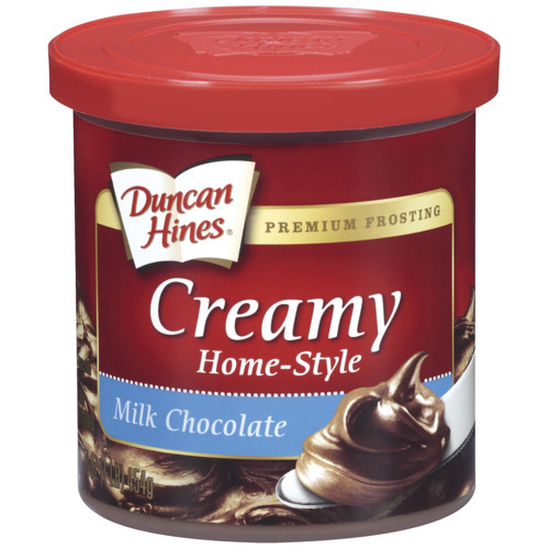Duncan Hines Milk Chocolate Frosting