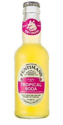 Fentimans Tropical Soda 125ml