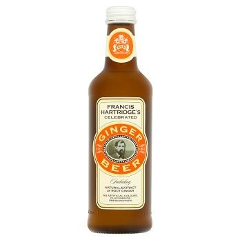 Francis Hartridge's Celebrated Ginger Beer 330ml
