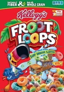 Froot Loops USA Version 481g