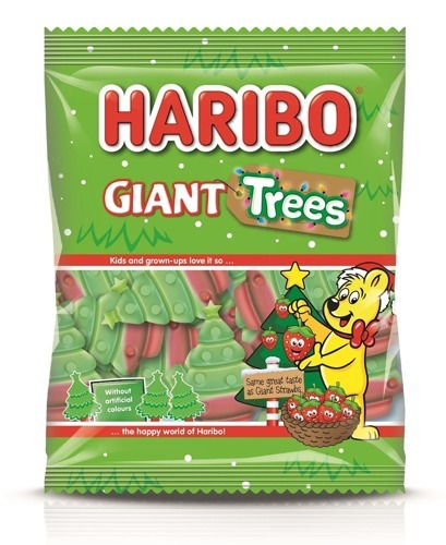 Haribo Giant Xmas Tree 70g