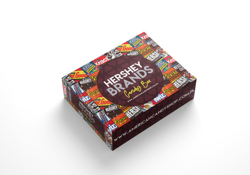 Hershey Brands Candy Box - Mystery Edition