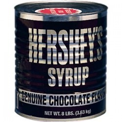 Hershey's Chocolate Syrup 3,62kg