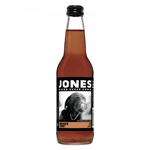 Jones Soda Root Beer 355ml