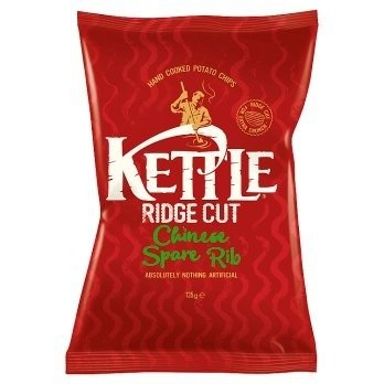 KETTLE® Ridge Cut Chinese Spare Rib 135g