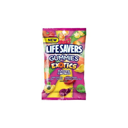 Life Savers Exotics Gummies 198g
