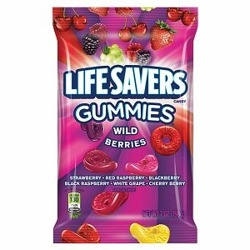 Life Savers Wild Berries Gummies 198g