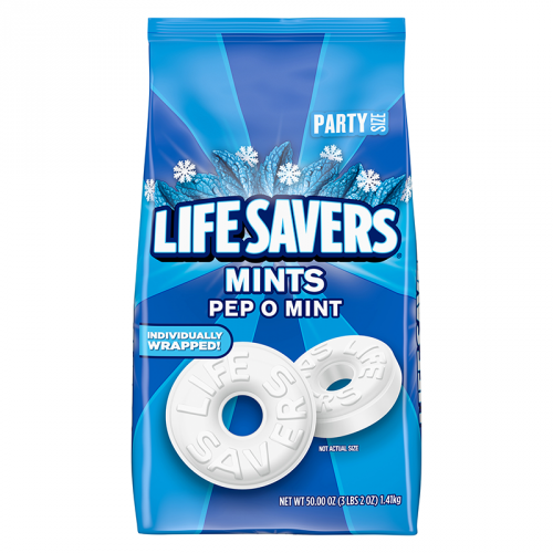 Lifesavers Pep O Mint HUGE BAG 1.4kg