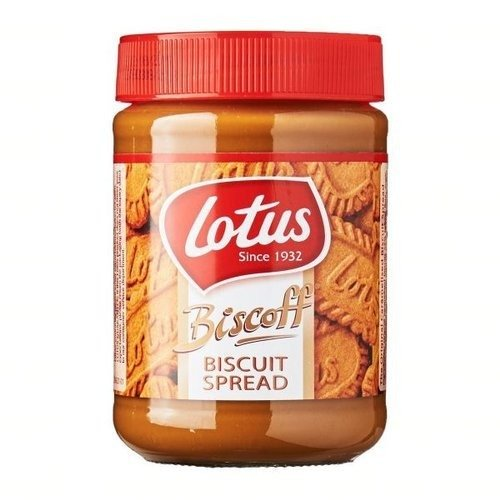 Lotus Biscuit Spread Smooth