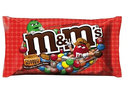 M&M's Peanut Butter 289,2g