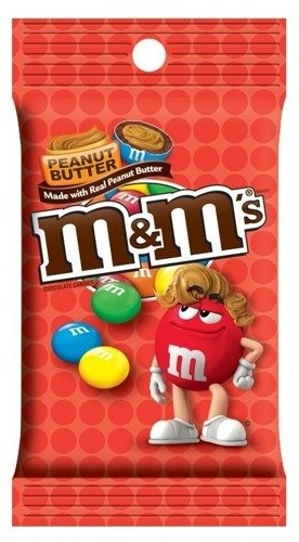 M&M's Peanut Butter Big Bag